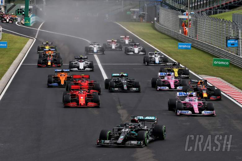 2020 F1 Hungarian GP: As it happened