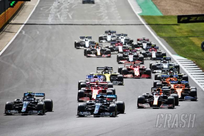 Jadwal Lengkap dan Panduan TV - Balapan F1 GP Inggris