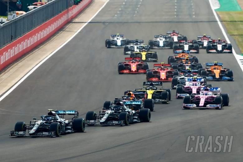 F1 Ungkap Jadwal Grand Prix Inggris dengan Sprint Race