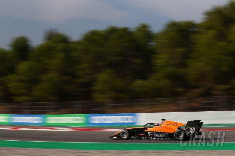 FIA F3 Barcelona - Qualifying Results