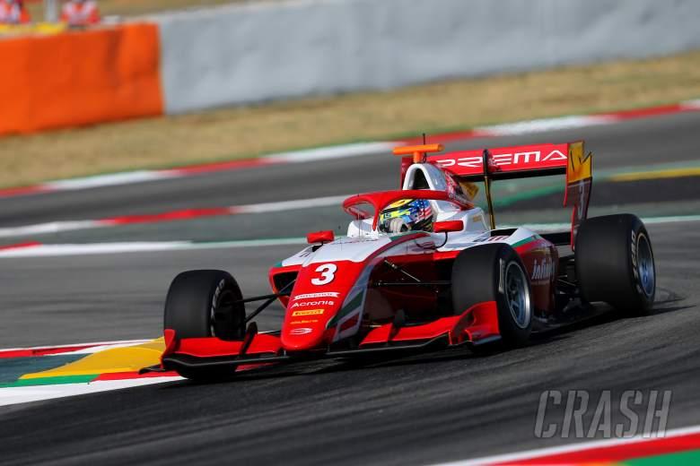 Sargeant mengklaim tiang Formula 3 ketiga berturut-turut di Spanyol
