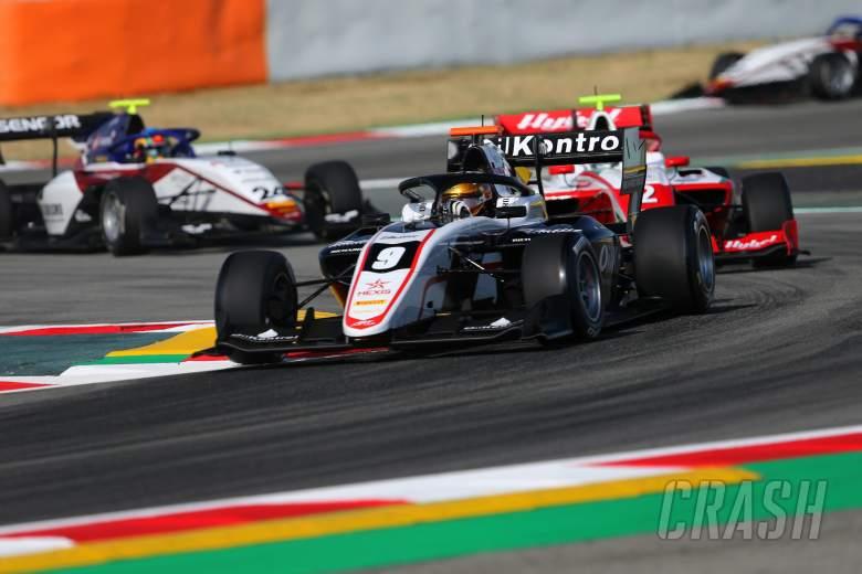 FIA F3 Barcelona - Hasil Race 1