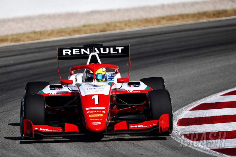 Renault F1 junior Piastri melaju ke kemenangan F3 kedua