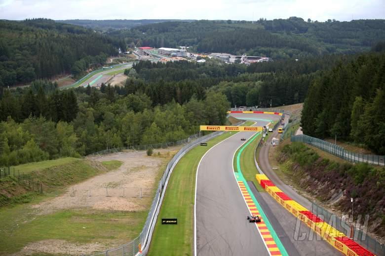 FIA F3 Belgium - Race 1 Results