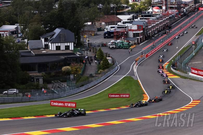 Ilott calls for Raidillon changes after massive Spa GT crash
