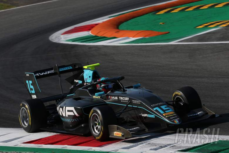 Jake Hughes to make F2 return with HWA for Monza round