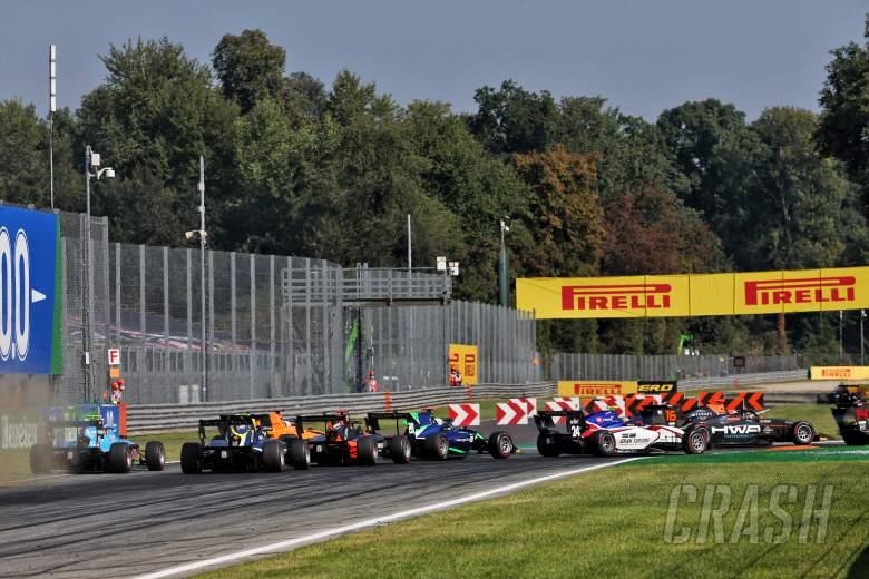 FIA F3 Italia - Hasil Race 2