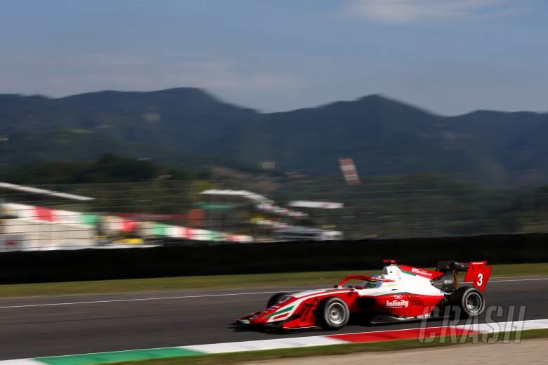 FIA F3 Tuscany - Qualifying Results