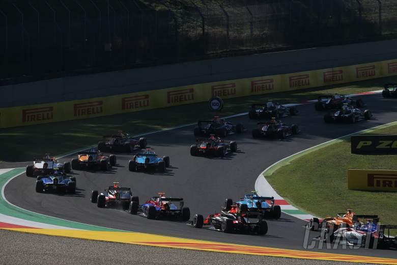 FIA F3 Tuscany - Race 2 Results