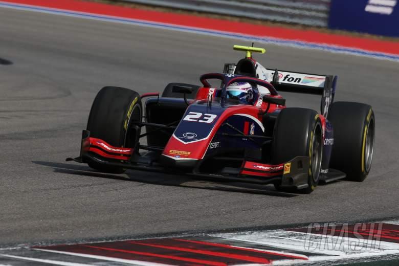 Trident signs Sato, Viscaal for 2021 Formula 2 season