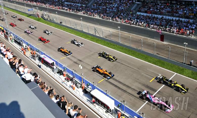 F1 drops reverse-grid idea for new Saturday sprint race push