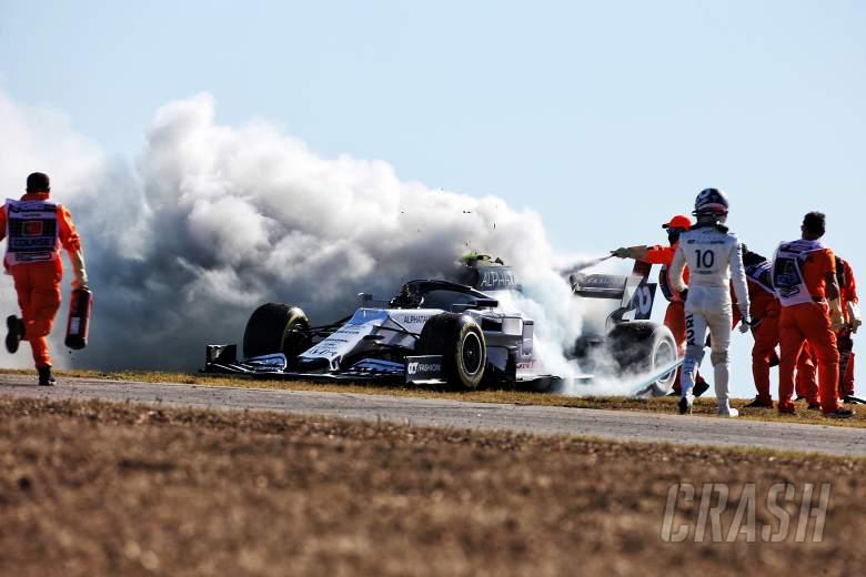 Grand Prix Portugis F1 2020 - Latihan Jumat seperti yang terjadi!
