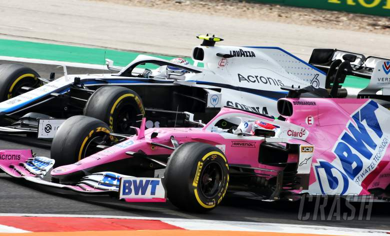 Could Williams be about to go pink? F1 team linked with BWT