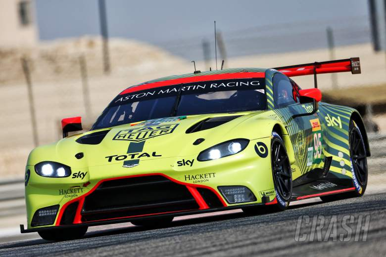 Aston Martin exits WEC to focus on customer racing for 2021