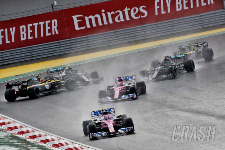 F1 Driver Ratings from the 2020 Turkish Grand Prix