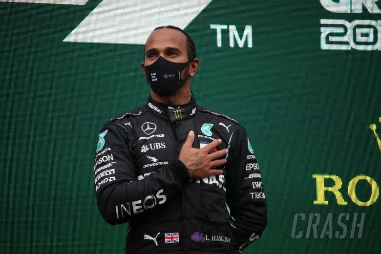 'I'm not an unsung hero' - F1 champion Hamilton on knighthood prospect