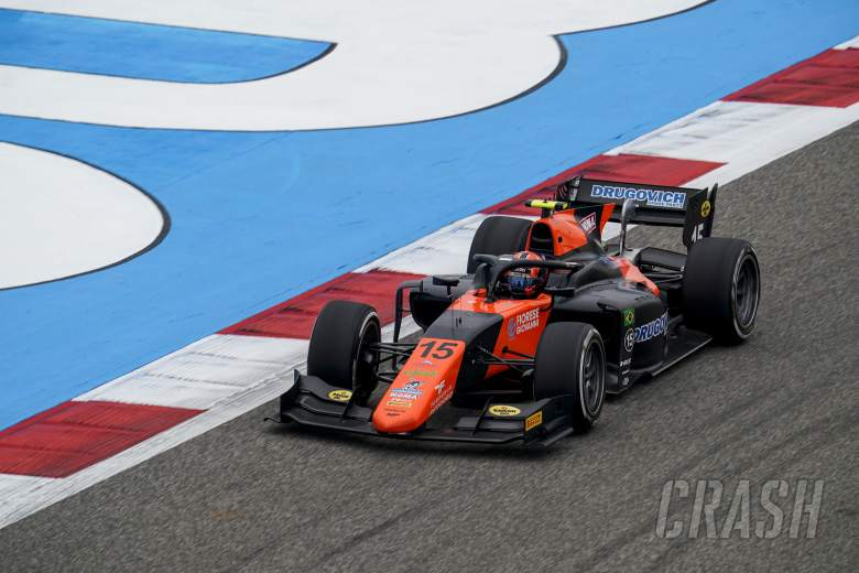 Drugovich takes dominant F2 feature race win in Bahrain ahead of Illot