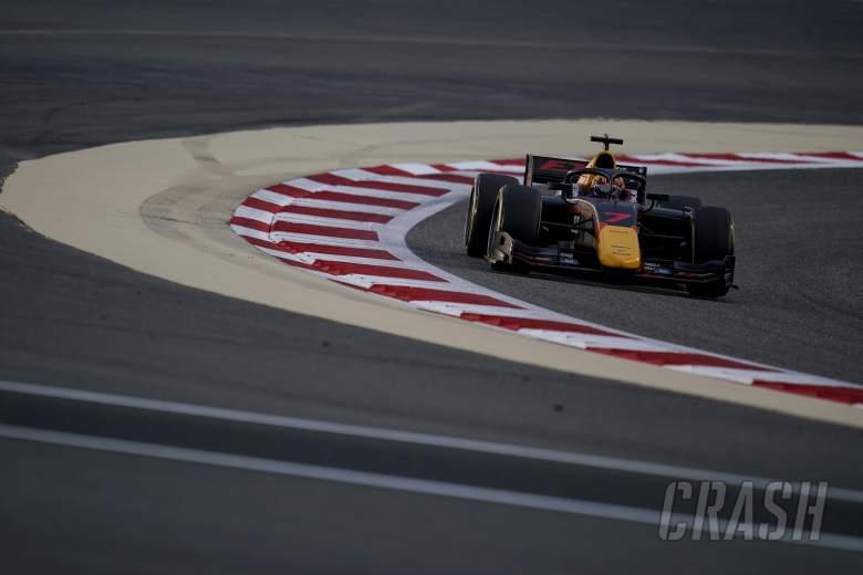 Tsunoda mengamankan tiang F2 di kualifikasi Sakhir yang kacau, Schumacher hanya ke-18