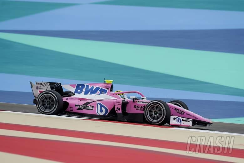 FIA Formula 2 2020 - Hasil Feature Race F2 Bahrain