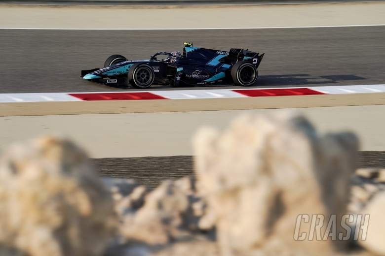 FIA Formula 2 2020 - Sakhir - Feature Race Results