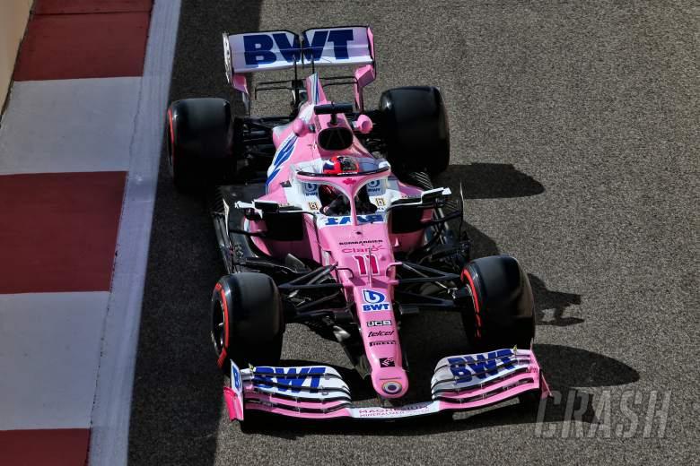 Perez dan Magnussen bersiap untuk start-of-the-grid di final F1 Abu Dhabi
