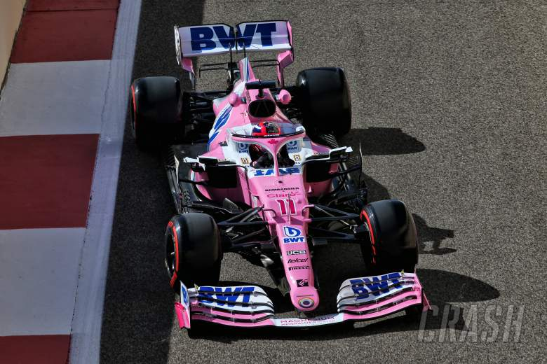 Perez and Magnussen set for back-of-the-grid starts at F1 Abu Dhabi finale