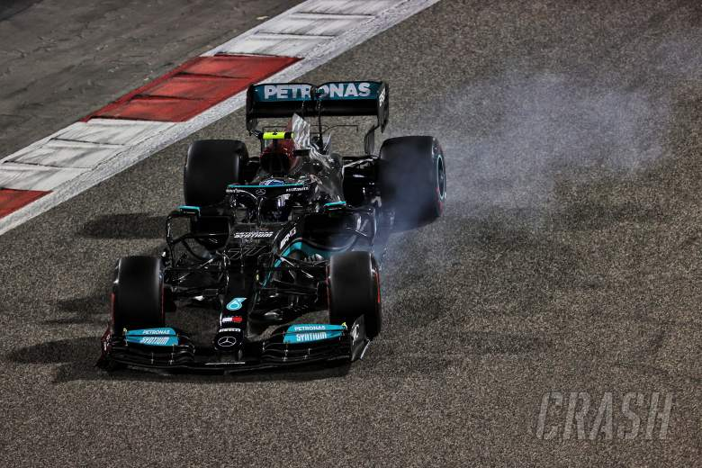 Bottas quickest as Mercedes recovers on second day of Bahrain F1 test
