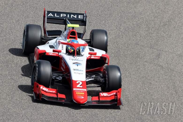 Piastri beats Zhou to Bahrain Formula 2 sprint race victory