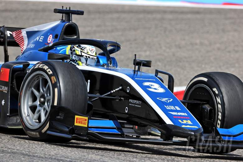 FIA Formula 2 2021 - Bahrain - Full Sprint Race (2) Results