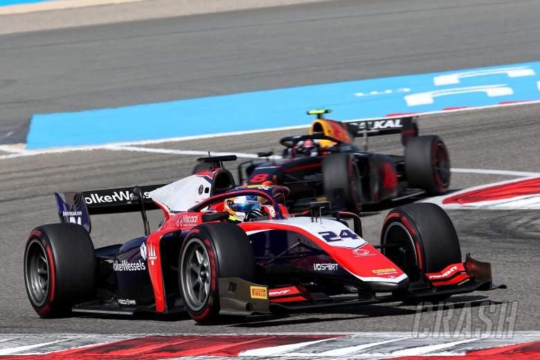 Viscaal mengamankan perjalanan Trident Formula 2 selama sisa tahun 2021