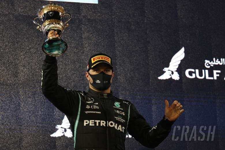 Bottas criticises 'defensive' Mercedes strategy in Bahrain F1 opener