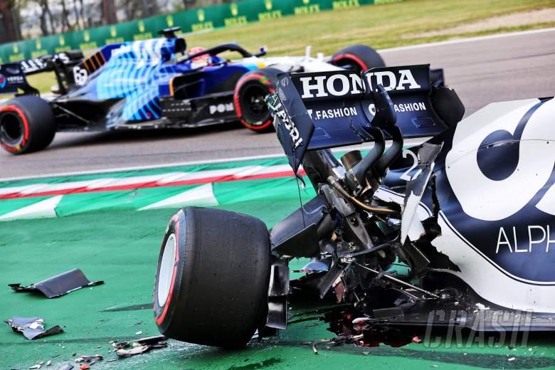 F1 GP Emilia Romagna: Hasil Lengkap Kualifikasi di Imola