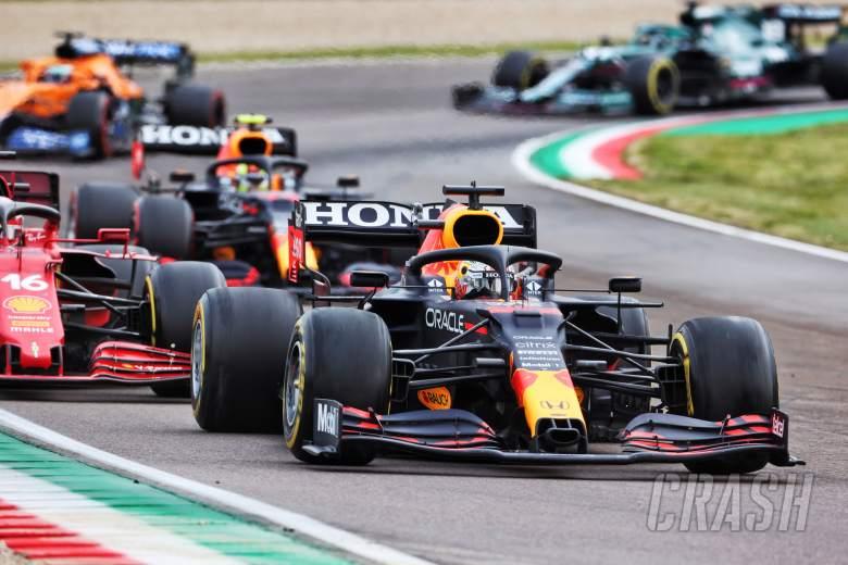 Apa yang dibuat pembalap dari format Kualifikasi Sprint F1 yang 'intens'