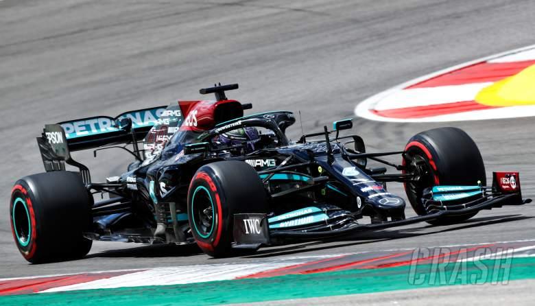 Hamilton outpaces Verstappen in F1 Portuguese GP FP2