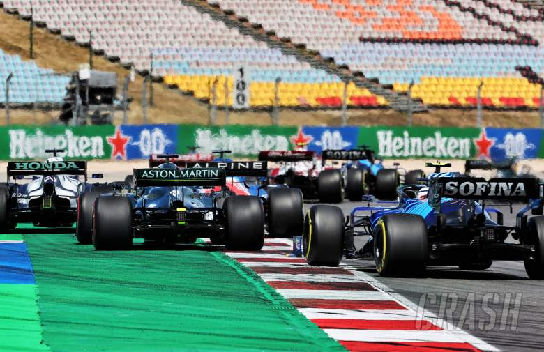 Formula 1 Bentuk Kelompok Kerja Baru untuk Membahas Batas Trek