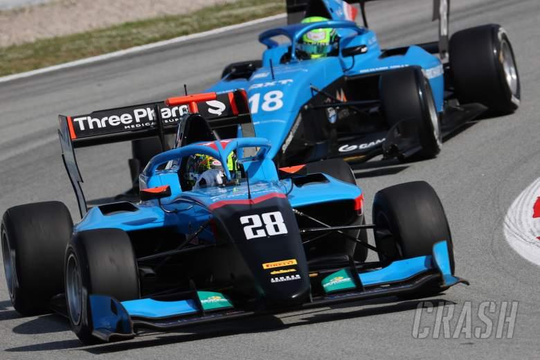 FIA Formula 3 2021 - Spain - Full Sprint Race (1) Results