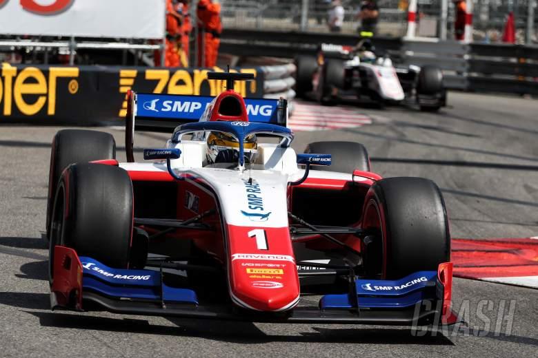 FIA Formula 2 2021 - Monaco - Full Feature Race Results