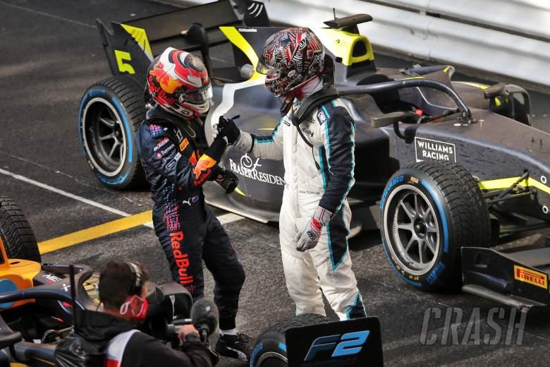 F2 Monaco: Lawson Didiskualifikasi, Ticktum Menangi Sprint Race 2