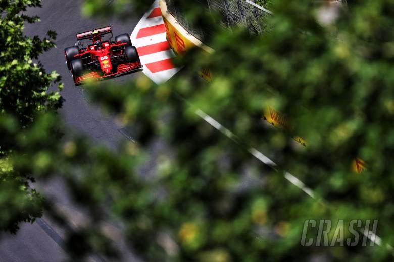 F1 2021 Azerbaijan Grand Prix - Free Practice Results (2)