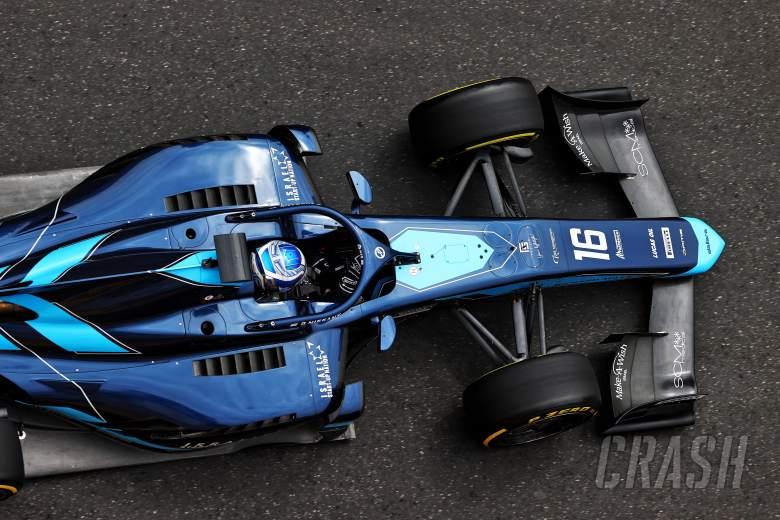F2 Azerbaijan: Hasil Lengkap Sprint Race 1 dari Jalanan Baku