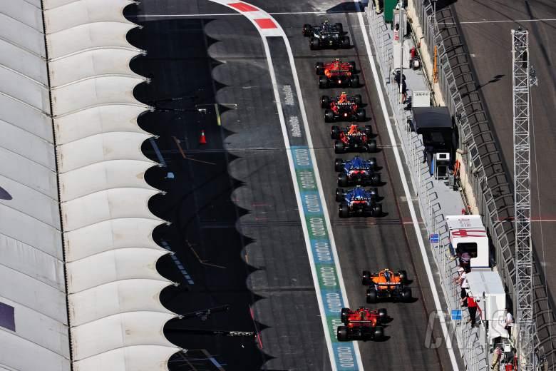 F1 2021 Azerbaijan Grand Prix Full Qualifying Results