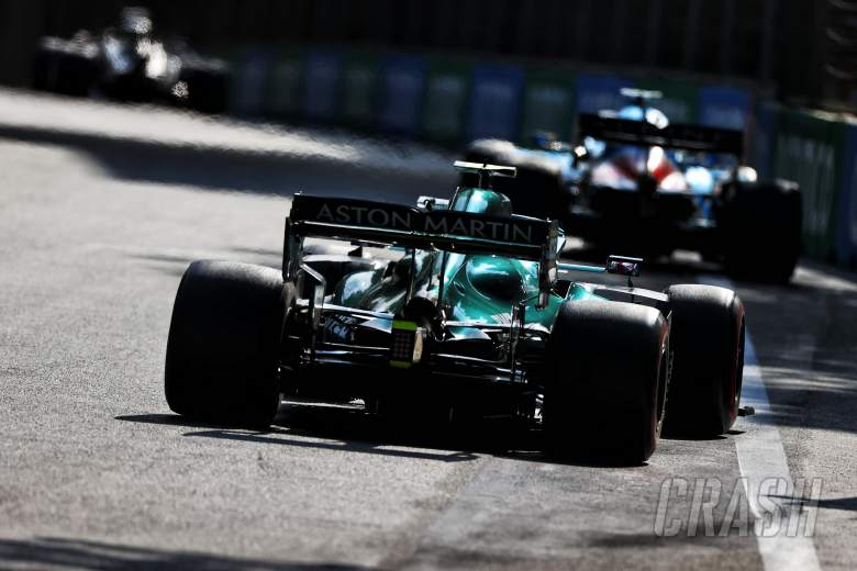 F1 GP Azerbaijan: Hasil Balapan Lengkap dari Jalanan Baku