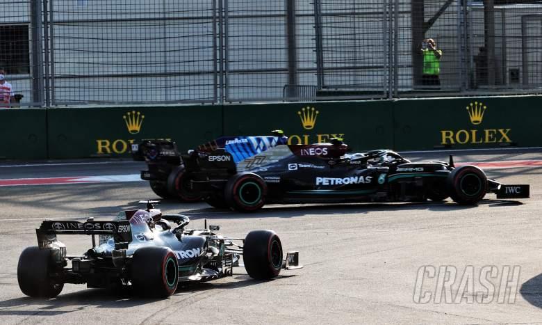 Wolff Sebut Performa Buruk Mercedes di F1 GP Azerbaijan Sulit Diterima