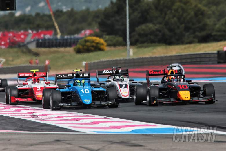 FIA Formula 3 2021 - France - Full Sprint Race (2) Results