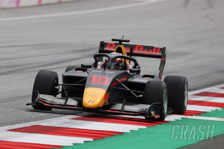 F3 Austria: Hasil Lengkap Sprint Race 1 dari Red Bull Ring