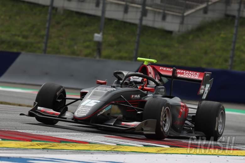 F3 Austria: Hasil Aplikasi Lengkap dari Sirkuit Red Bull Ring