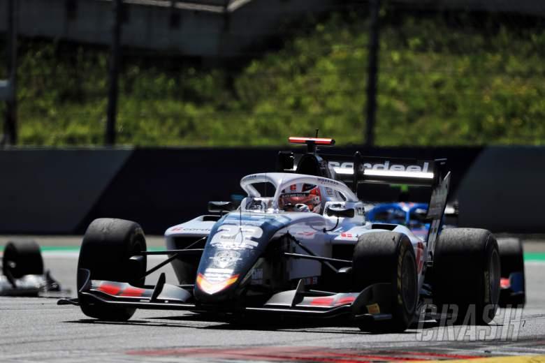 FIA Formula 3 2021 - Austria - Full Sprint Race (2) Results