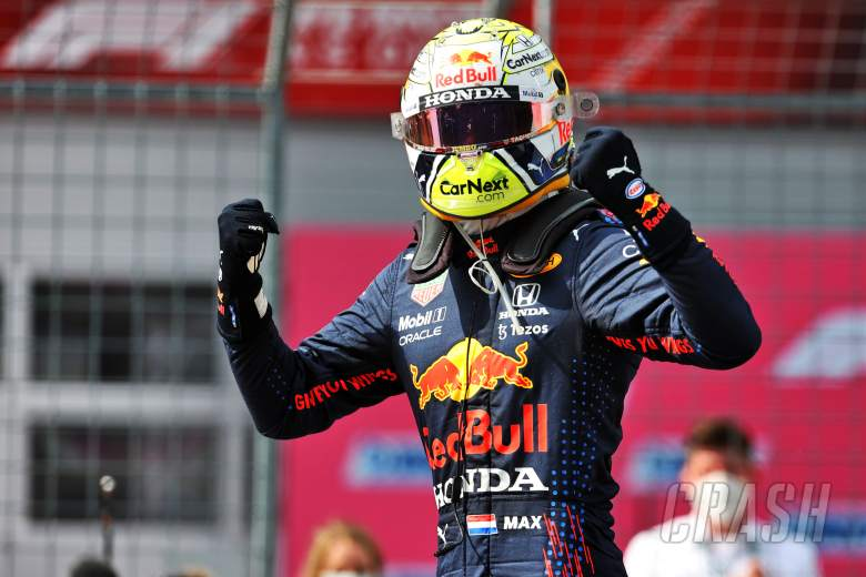 Verstappen boosts F1 title hopes with dominant Austrian GP win