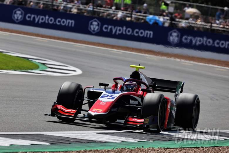 FIA Formula 2 2021 - Britain - Full Qualifying Results