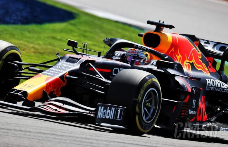 F1 GP Inggris: Verstappen Pimpin Latihan Terakhir Sebelum Sprint Race